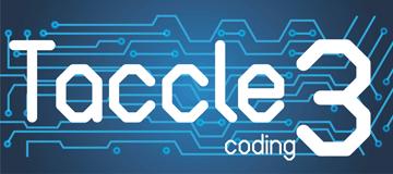 TACCLE3 coding logo