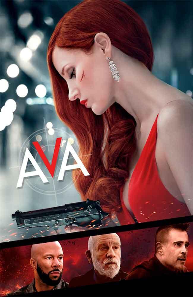 Ver~»HD. - Ava [2020] Película Completa Gratis Online En Espana | Zenodo