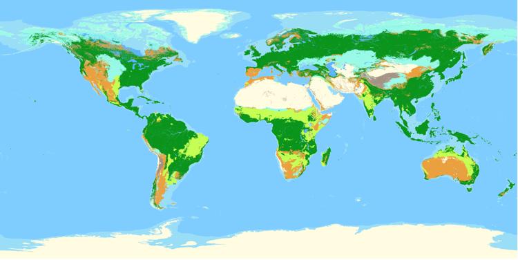 Potential Habitats