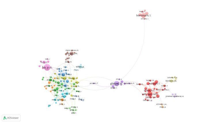 Bibliometric dataset: list of highly cited papers in